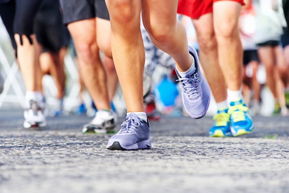 Daten, Zahlen und Fakten zum Thema Laufsport